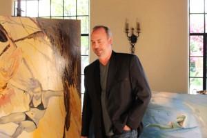 Mark Lindquist Portrait